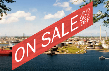 Te koop - Raffinaderij - isla