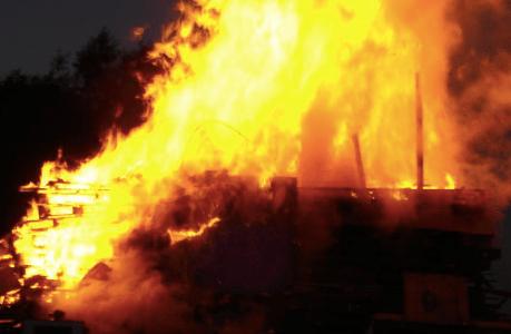 Verdenking commercieel belang branden Kabouterbos