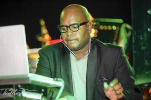 DJ RO1 ambassador Curaçao Pride 2015