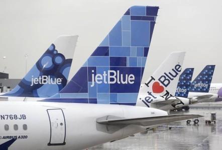 JetBlue stopt vluchten Sint Maarten - San Juan