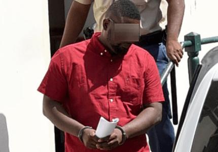 oormalig hoofd van de veiligheidsdienst op Sint Maarten, de 41-jarige James Richardson d