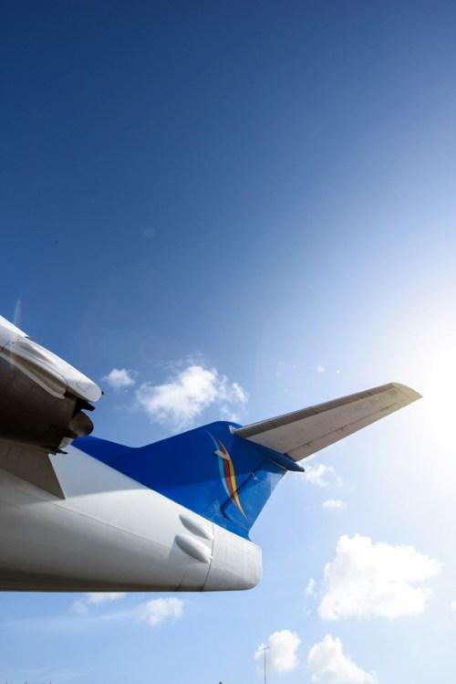 Vliegverbod RCN dienstreizen Insel