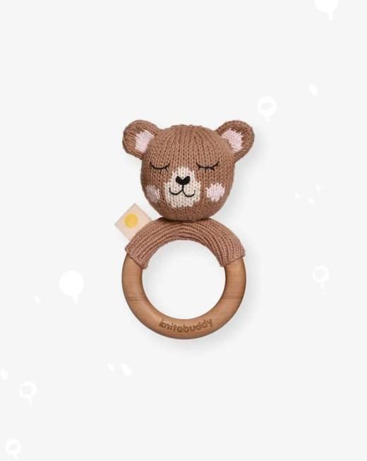 Mordedor de oso artesanal