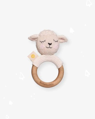 Mordedor de oveja artesanal