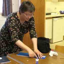 Helen was a brilliant tutor