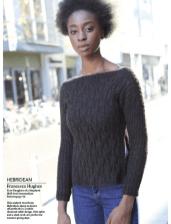 Hebridean Sweater. Image © Knitting Magazine