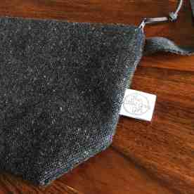 Donegal Tweed Bag from The Little Grey Girl