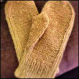 Maize mitts
