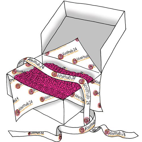 Machine Knitting Gift Package Class