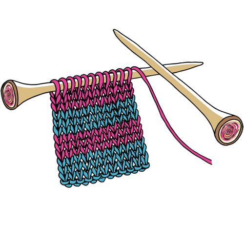 Beginner's Hand Knitting Class