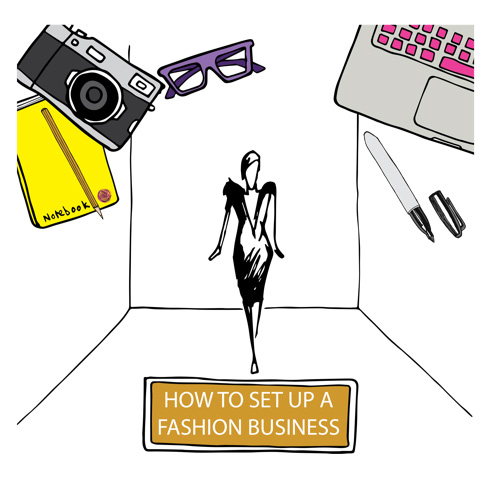 How to set up a Fashion Business