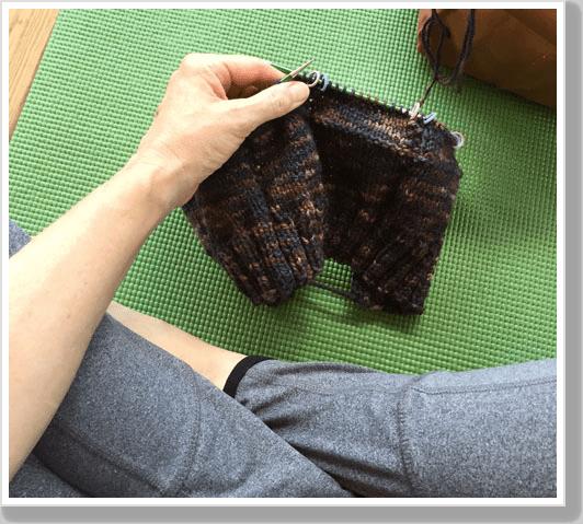 Knitting 2b