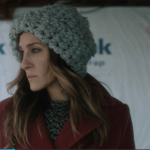 chunky knit hat divorce hbo episode 7