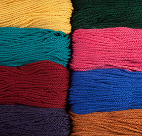 basic knitting supplies bulky yarn