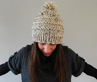 chunky knit hat sarah jessica parker pattern