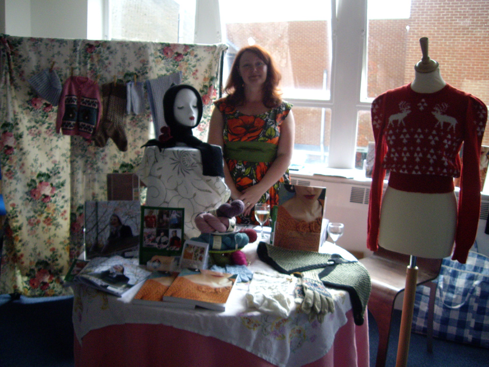 Susan Crawford in Reading!