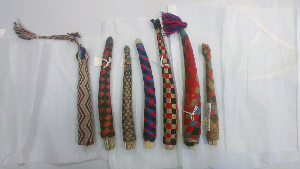 Knitting sheaths, unwrapped and inspiring