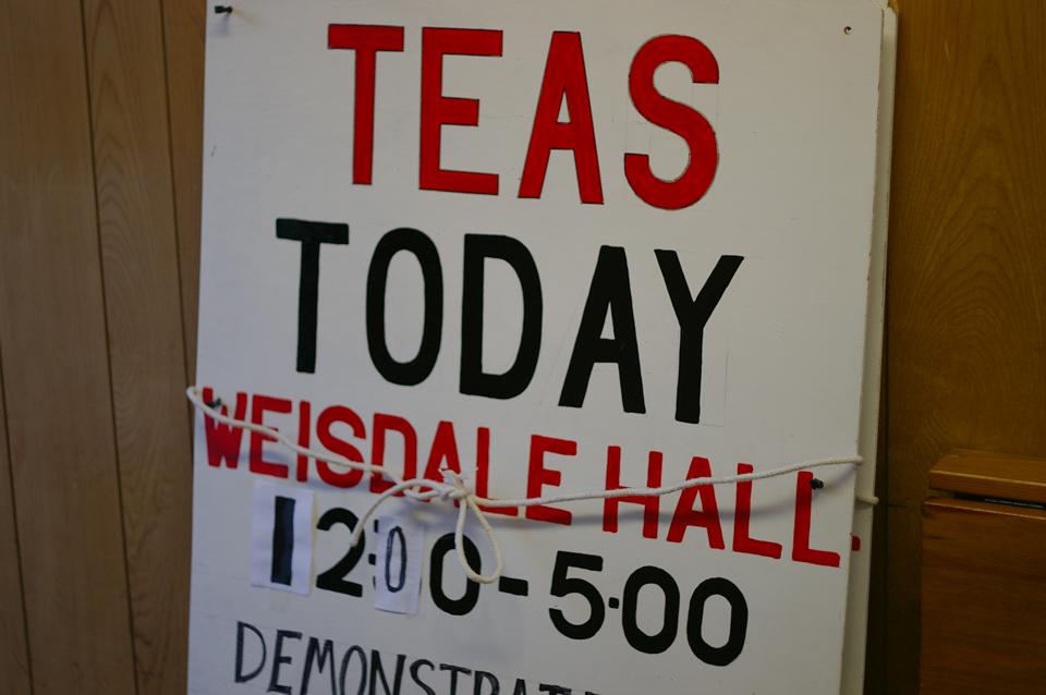 Shetland Teas!