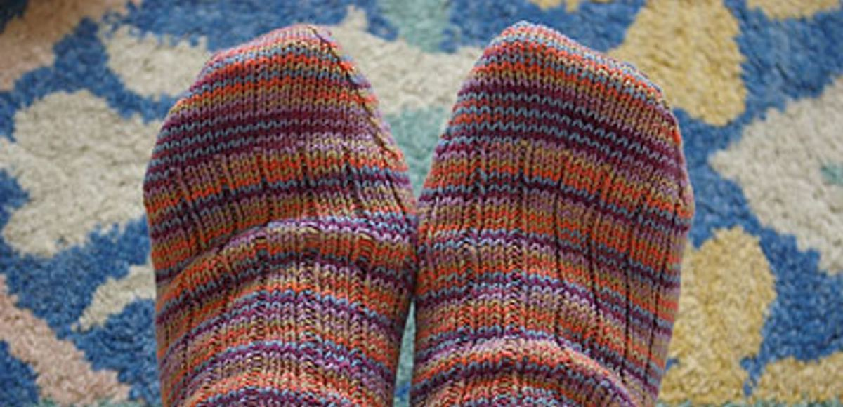 The Sock Knitters Companion How To Knit Socks Knitters Review