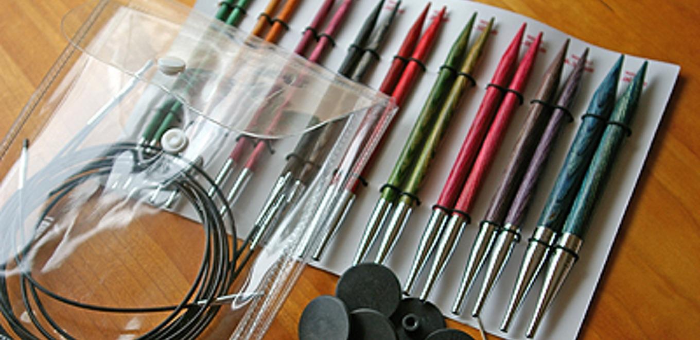Knitter/'s Pride Dreamz Symfonie Interchangeable Deluxe Needle Set Nine Pairs