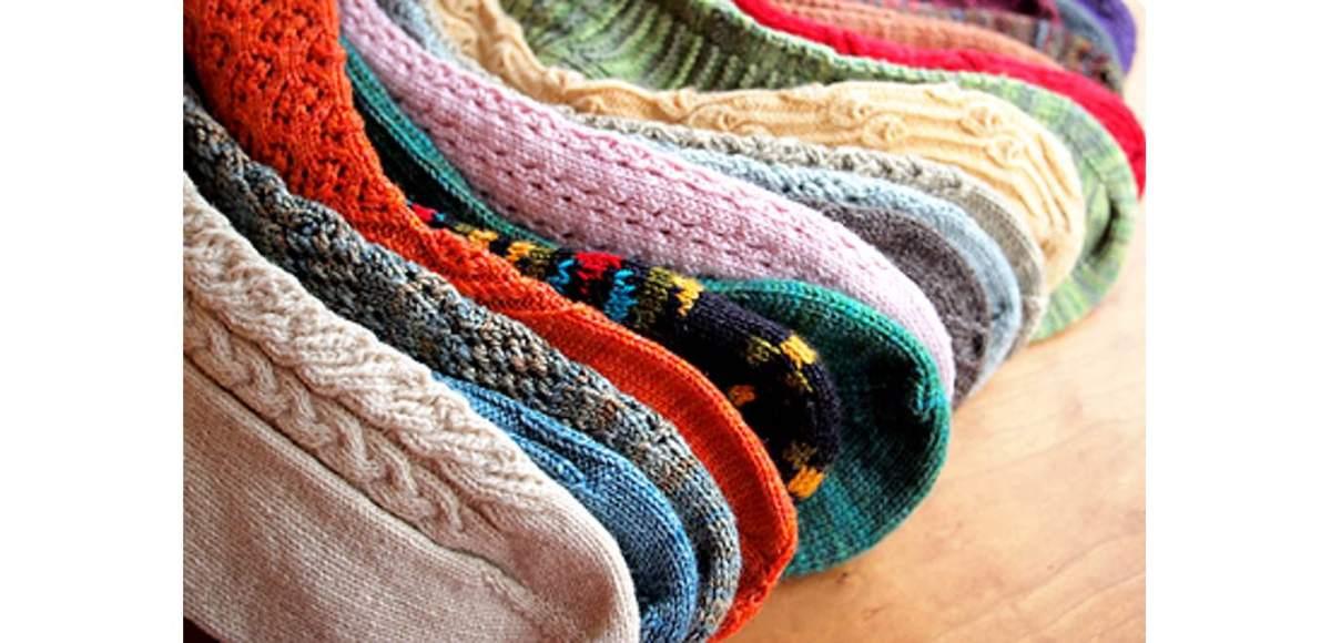 Inside The Knitter S Book Of Socks Knitter S Review