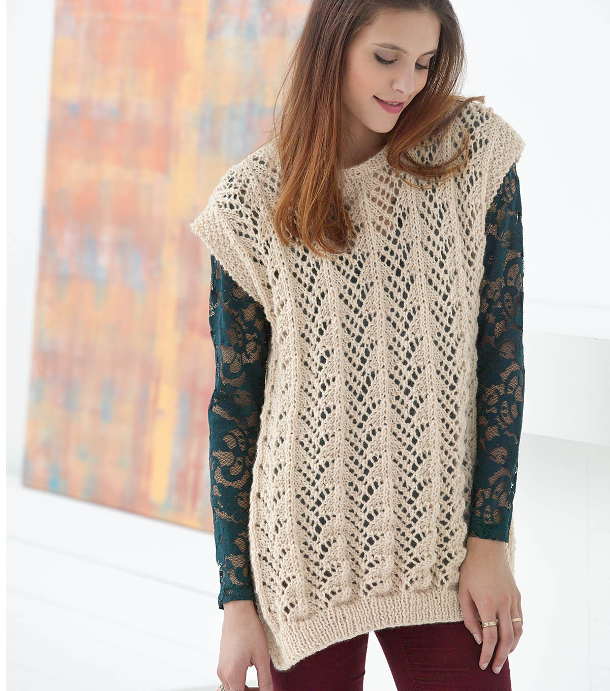 Knitted Lace Patterns Dictionary