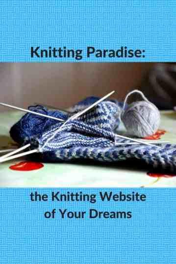 knitting website