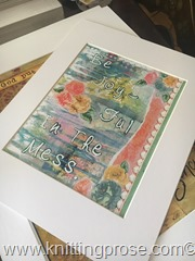 Mixed Media Art on Etsy