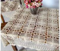 Lace Tablecloths Models