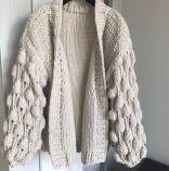 Hand Knitting Women's Sweaters (10)