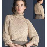 Hand Knitting Women's Sweaters (14)