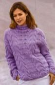 Hand Knitting Women's Sweaters (2)
