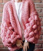 Hand Knitting Women's Sweaters (21)