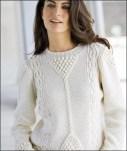 Hand Knitting Women's Sweaters (29)