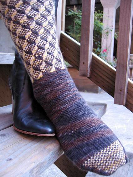 Q socks