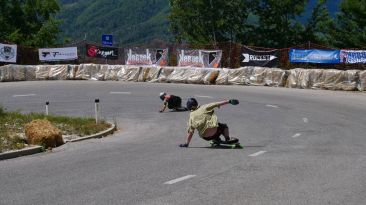 Kebbek KnK Longboard Camp 2017: Week 1, Day 2