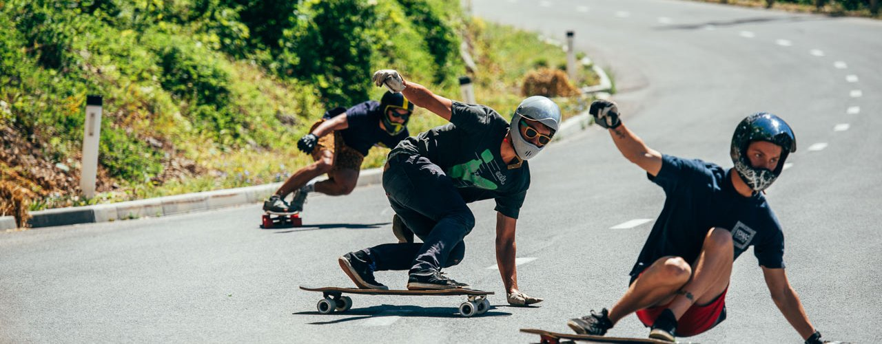 KebbeK KnK Longboard Camp 2017: Week 1, Day 4