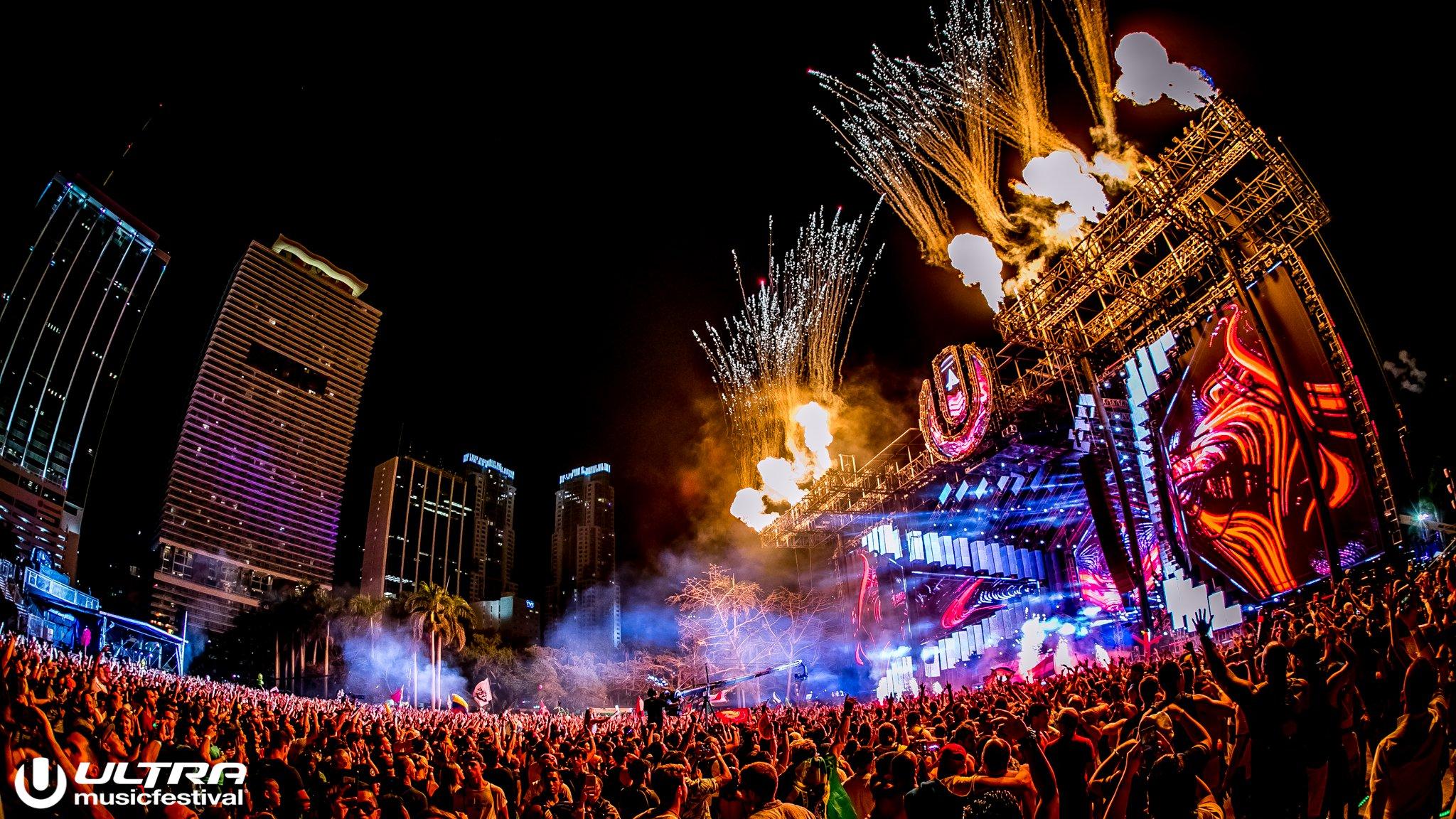 ¡El Ultra Music Festival ya no se realizará en Miami!