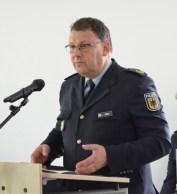 Andreas Jung, Präsident der Bundespolizeidirektion Flughafen Frankfurt (Foto: Zentrum Oekumene - Bohländer)