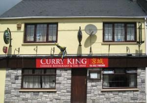 Curry-King Restaurant, Clogheen