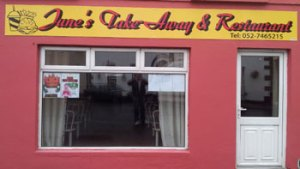 June's Take Away & Restaurant Clogheen
