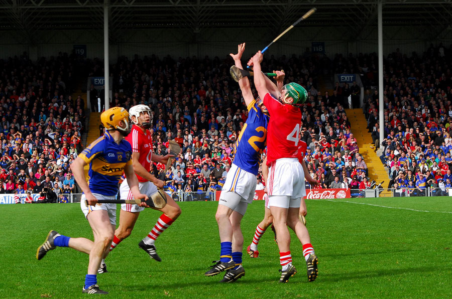 Tipperary Cork Inter County Hurling Match