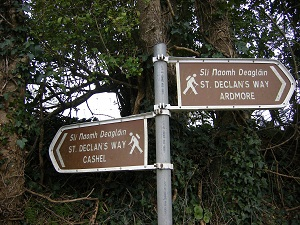 St. Declan's Way Signposts