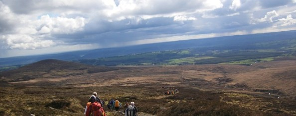 Ireland Walks 2013
