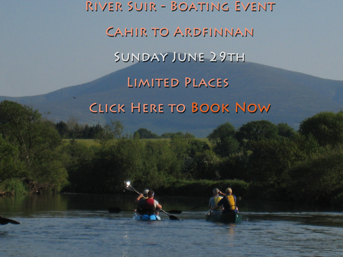 River Suir Boating Event