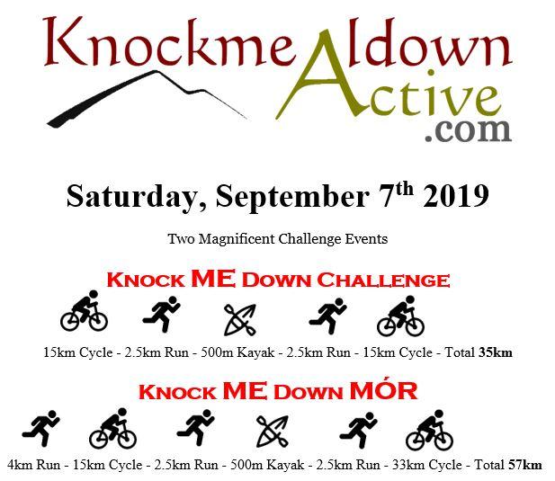 Knock ME Down Challenge 2019