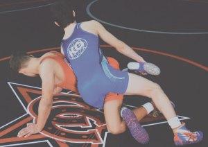 Knockout Sportswear Sublimated Wrestling Singlets