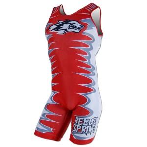 reed springs high school wrestling
