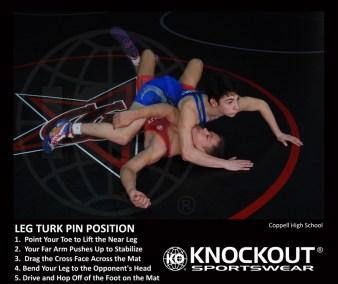Leg-Turk-Pin-Position