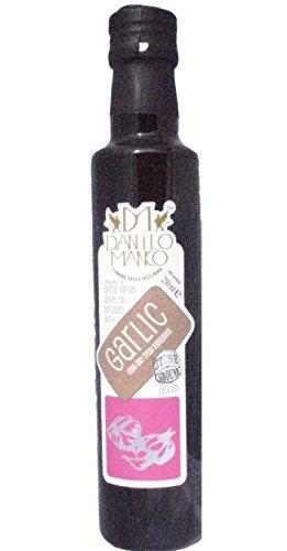 Knoblauch - 100%Natives Olivenöl Extra- Italien - 250ml - 1